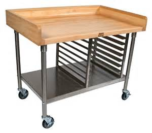 Table Top Bakers Rack Baker S Table Bakery Prep Tables Bakers Carts