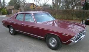 1969 chevrolet chevelle malibu sedan 4 door 5 0l for sale
