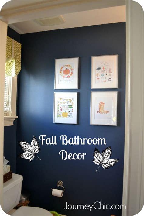 Fall Bathroom Decor Fall Bathroom Decor Ideas With Sources For Free Fall Printables Diy Home Decorating Ideas