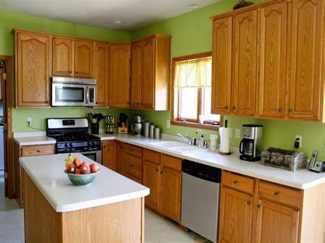 Green Kitchen Walls | kitchen green colors for kitchen walls how to choose