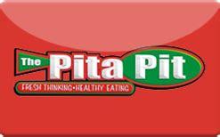 buy pita pit gift cards raise - Pita Pit Gift Card