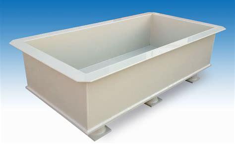 vasche in pvc vasche e rivestimenti in pvc pe pp