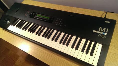 Keyboard Korg M1 image gallery korg m1