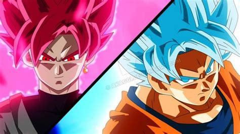 imagenes goku black rose 191 porque es rosa el cabello de la transformaci 211 n de black goku