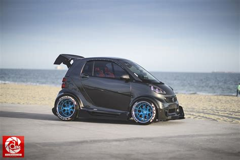 slammed smart car stanced smart car www pixshark com images galleries