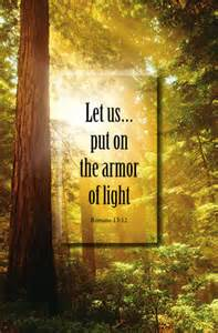 armor of light let us put on the armor of light 14 quot response tab