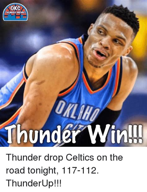 Okc Thunder Memes - funny on the road memes of 2017 on sizzle