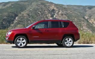 2013 jeep compass latitude 4x4 test truck trend news