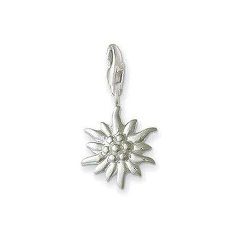 Pandora Edelweiss Charm P 559 0163 001 12 sabo edelweiss charm francis gaye jewellers