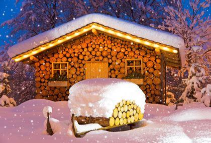 hüttenurlaub winter h 252 tte idee