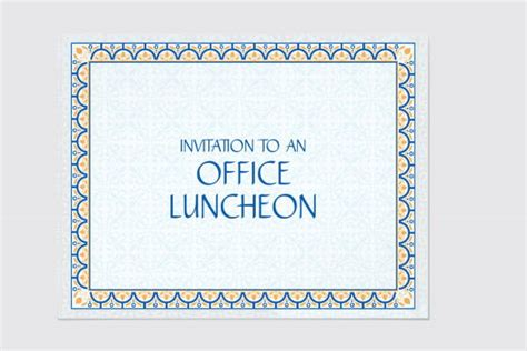lunch invitation template office lunch invitation email sle www pixshark
