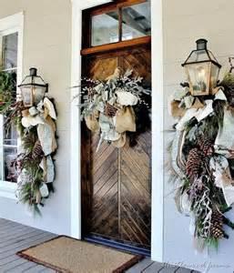 Christmas Front Door Decorating Ideas 21 Modern Christmas Decoration Ideas Messagenote