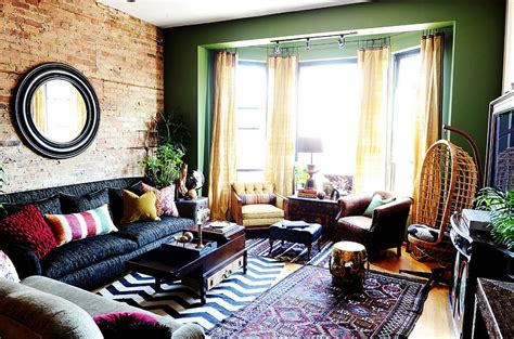 Home Decor Chicago by 50 Eclectic Living Rooms For A Delightfully Creative Home
