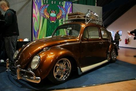 volkswagen brown house of kolors metallic brown vw beetle air cooled