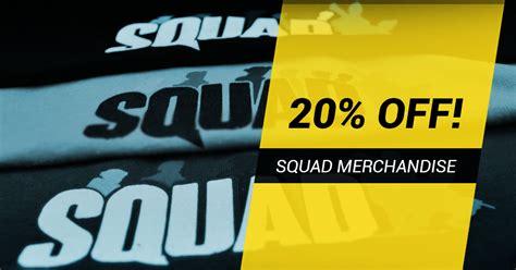 cyber monday desk sale cyber monday merch sale announcements squad forums
