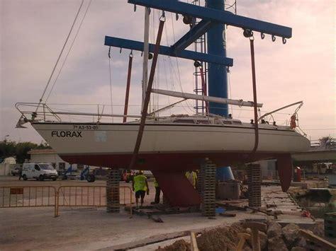 alquilar un barco en oliva dehler 38 en cn de oliva veleros de ocasi 243 n 48516