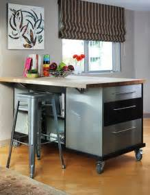 metal island kitchen 10 practical versatile and multifunctional rolling
