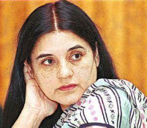 biography menka gandhi india has become a large slaughter house for cows maneka