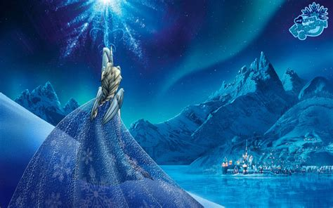 film frozen ke 3 my little frozen movie wallpaper 3 by namygaga on deviantart