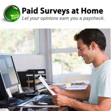 Paid Surveys At Home - paid surveys at home review legit way to make money fast