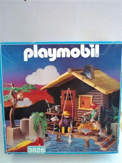 playmobil log cabin playmobil cabin kaymobil