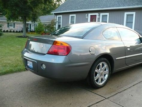 2002 Chrysler Sebring Lxi by 2002 Chrysler Sebring Convertible Lxi Specifications