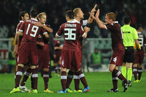 arsenal hoofoot video torino 1 1 as roma serie a highlights caughtoffside