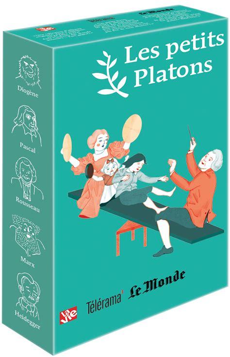 les petits livres les les petits platons livre philosophie pour les enfants