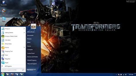 themes for windows 7 transformers free download transformers windows 7 theme by windowsthemes on deviantart