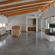 Polishing Concrete Floors Underfloor Heating   Grezu
