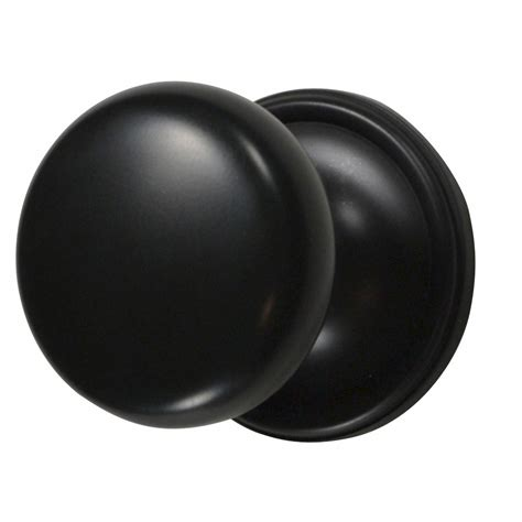 You Knob by Traditional Brass Door Knob Rubbed Bronze Finish