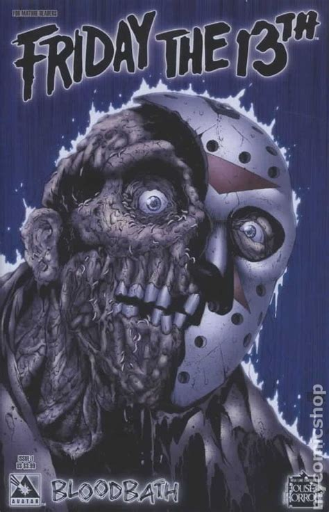 Friday X Two by Friday The 13th Bloodbath 2005 Comic Books