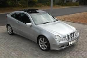 Mercedes C230 2002 2002 Mercedes C230 Kompressor Coupe Automatic For