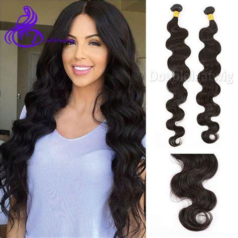enclosed long hair weave 28 inch body wave brazilian virgin hair weave bundles 6a