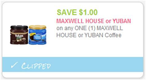 printable maxwell house coupons yuban coffee coupon 2017 2018 best cars reviews