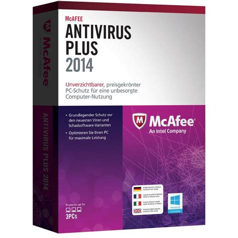 Mcafee Antivirus Plus security software coupon mcafee antivirus plus 2014