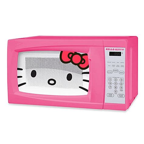 bed bath beyond microwave buy hello kitty 174 microwave from bed bath beyond