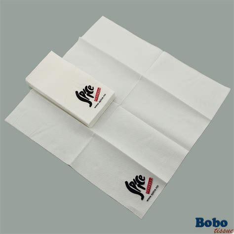 Fold Paper Napkins - bobotissue 187 napkin paper napkin printed paper