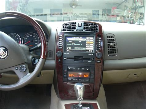 2007 Cadillac Cts Interior by 2007 Cadillac Cts Pictures Cargurus