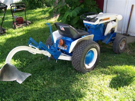 garden tractor tiller opinions yesterdays tractors