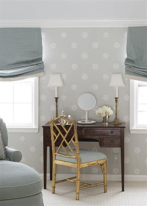desk in master bedroom blue and gold bedroom design design ideas
