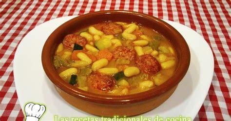 imagenes de judias blancas con chorizo receta de alubias blancas con chorizo y verduras recetas