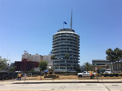 New Construction House Plans Apartment Tower Will Finally Rise Next To Capitol Records