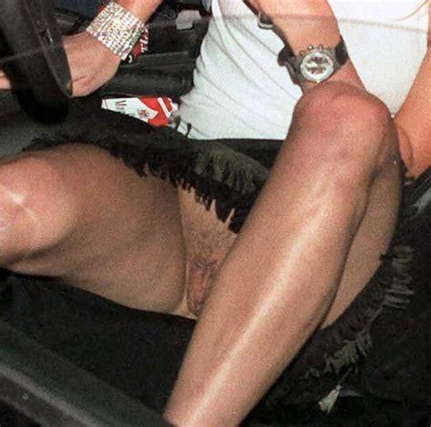 Paris Hilton Flashing Pussy Upskirt And Nipple Slip