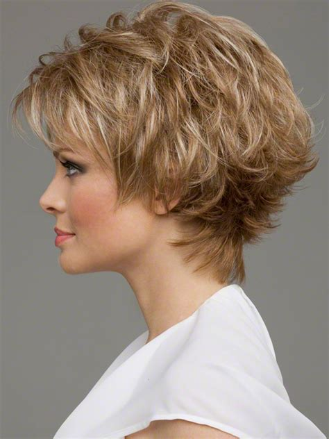 Shaggy Neckline Hair Cit For Older Women | shaggy neckline cut short hairstyle 2013