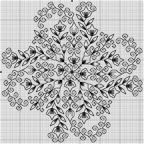 pattern explorer 3 66 biscornu alfileteros guardatijeras a puno de cruz
