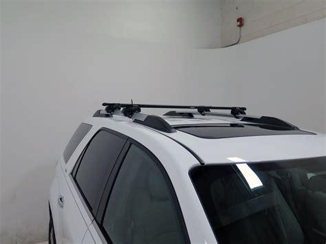 Acadia Roof Rack by Roof Rack For 2009 Gmc Acadia Etrailer