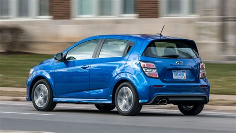 Honda Sonic 2020 by 2020 Chevrolet Sonic Hatchback Review Price And Specs