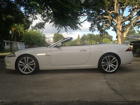purchase used 2007 jaguar xk convertible 2 door 4 2l v8