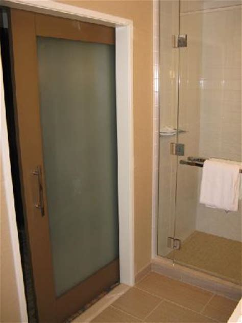 Frosted Glass Doors Bathroom Neat Bathroom Frosted Glass Pocket Door Bathroom